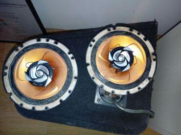 Elektronika - Zabalj: Zvucnici za auto kontakt