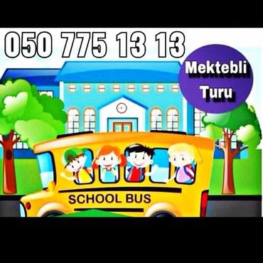 Bakı şəhərində Avtobus sifarishi