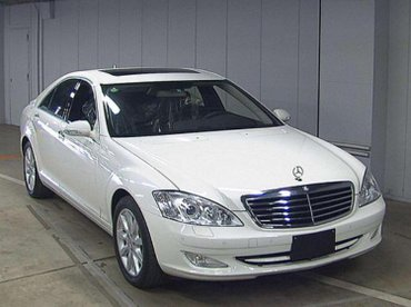 Mercedes-Benz S 500 2006 в Бишкек