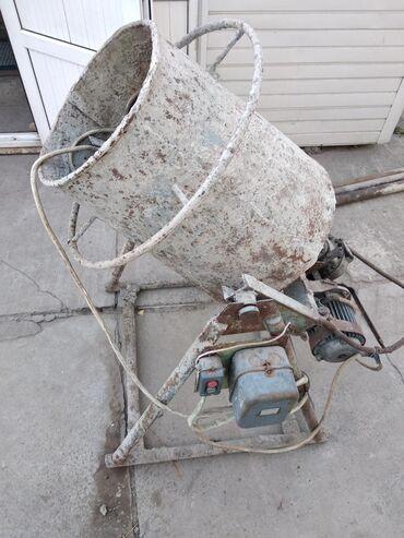 ремонт редуктора в Кыргызстан: Бетономешалка 3х фазная, нужен ремонт редуктора. Двигатель рабочий