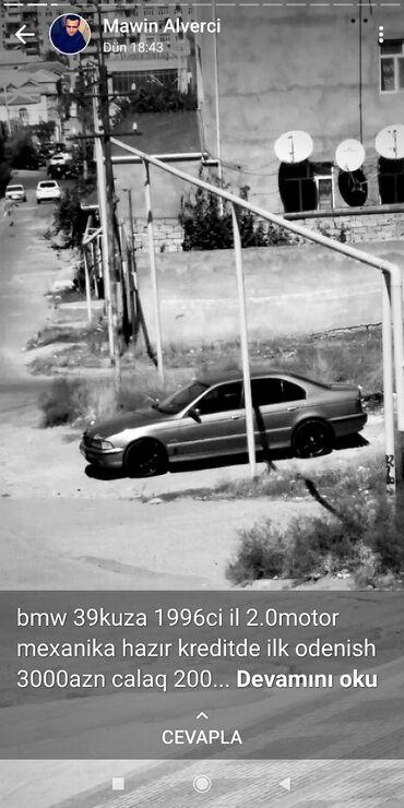 bmw 6 - Azərbaycan: BMW 5 series 1998
