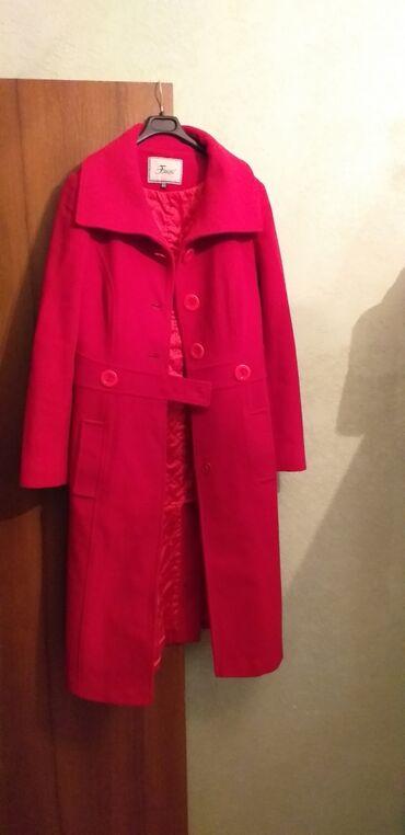 жен пальто в Кыргызстан: Продается турецкое пальто, в хорошем состоянии размер 40