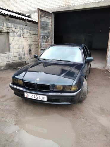 BMW 728 2.8 л. 1995