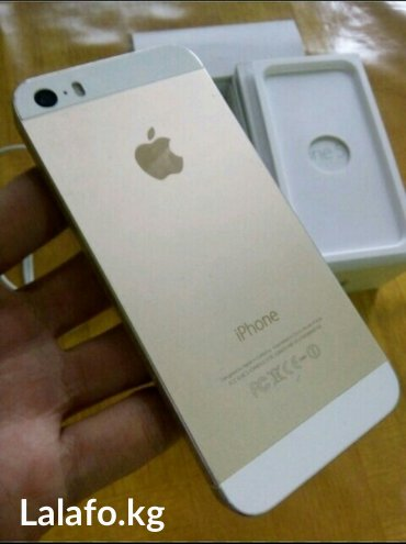 Iphone 5s 32gb gold в Бишкек