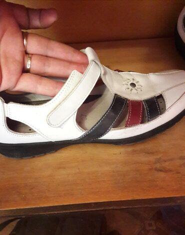 Продаётся кожанная,очень удобная обувь.Новая из Германии