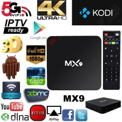 Android TV Box/Smart TV/Mini PC MX9 - Beograd