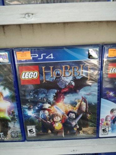 Bakı şəhərində Lego hobbit