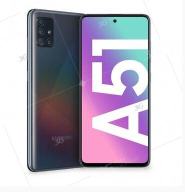 "Mobilni telefon Samsung A515 Galaxy A51 6.5"" DS 4GB/128GB crniNaziv"