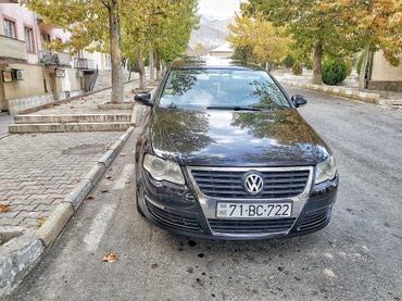 Naxçıvan şəhərində Volkswagen Passat 2007
