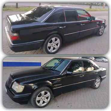 mercedes benz g 280 в Кыргызстан: Mercedes-Benz W124 2.8 л. 1994