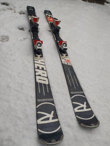 Лыжи - Кыргызстан: Лыжи HERO ELITE SX CARBON Геометрия ?м(152)Радиус бокового выреза