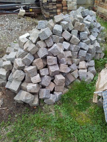 Granitna kocka 10x10x10 - Loznica