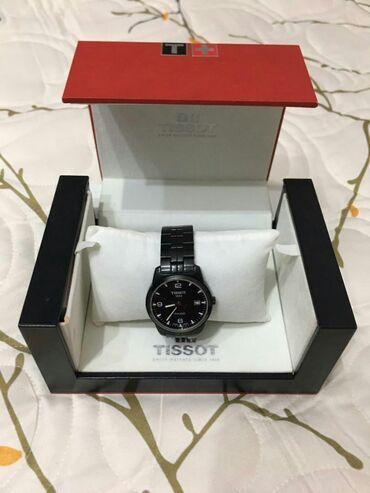 zhenskie chasy tissot original в Кыргызстан: Черные Наручные часы Tissot