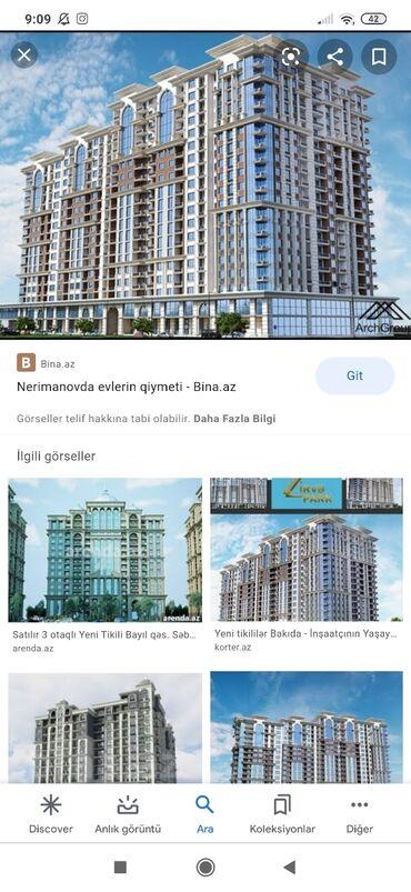 Куплю - Азербайджан: Kredite bina evi axtarilir tecili, ilkin ödeniş kimi 15, 20 min. Aylı