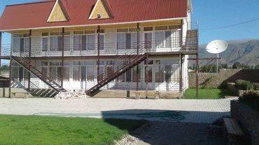 Продается новый отель на Иссык-Куле, в Бишкек