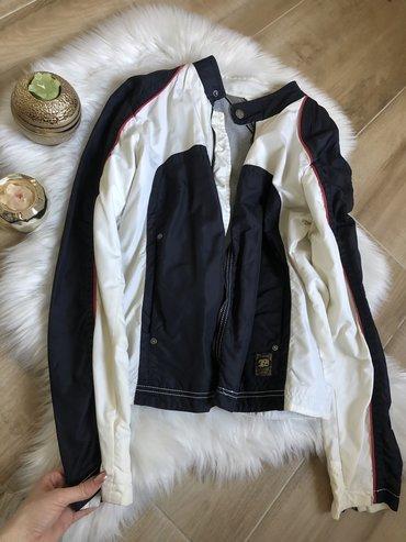 Flo-clo-jakna-placena-e - Srbija: TOMMY HILFIGER zenska jakna, M velicina, BAS KAO NOVA. Obucena 2,3
