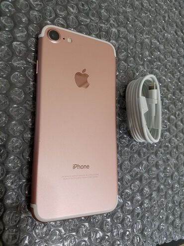 Iphone 7 Rose Gold Original