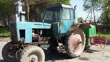 передний мост мтз 80 цена бу в Кыргызстан: Продаю трактор мтз 80