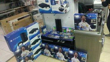 Bakı şəhərində Playstation 4 slim 500gb