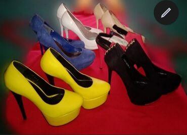 Личные вещи - Новопокровка: Кожаные,замшевые Все 6 пар обуви 3000