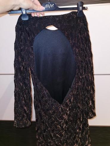 Mini haljina,otvorena ledja - Novi Sad