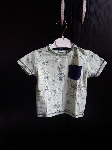 Dečiji Topići I Majice | Prokuplje: Markirana dečija majica kao nova  Veličina 80