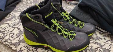 brjuki razmer 46 в Кыргызстан: Ботинки, флагман от Merrel, самое крутое, что может быть на рынке
