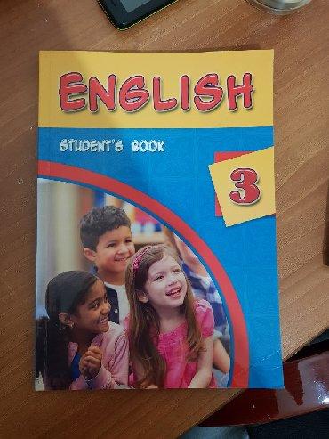 - Azərbaycan: English student's book 3.İngilis dili 3 - cü sinif kitabı