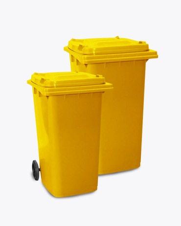 Bakı şəhərində Контейнер для мусора