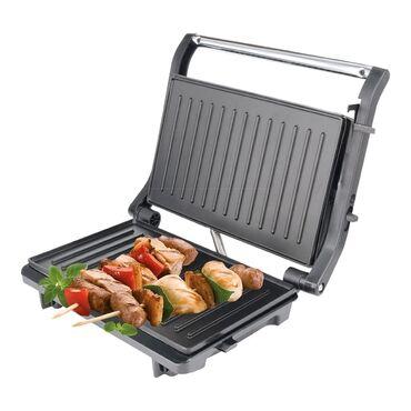 qarderob yuvası - Azərbaycan: Toster Çoxfunksiyalı biftek barbekü maşını 750W barbekü ızgarası elekt