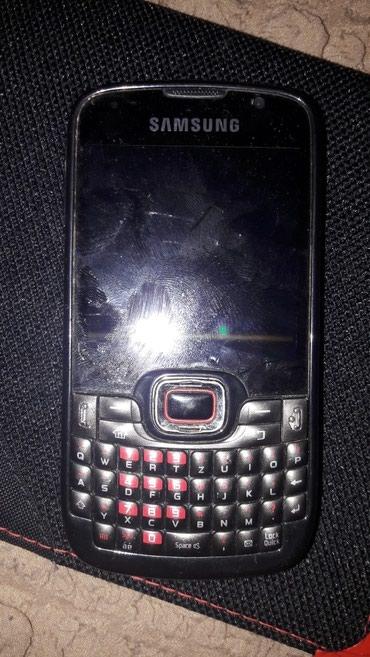 Samsung g600 - Srbija: Samsung GT-B7330Telefon je proban radi ali nema bateriju.Made in