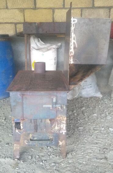 Sulka peçi satılır Odun şulka ve qazlada isletmek olur 4luk demirden