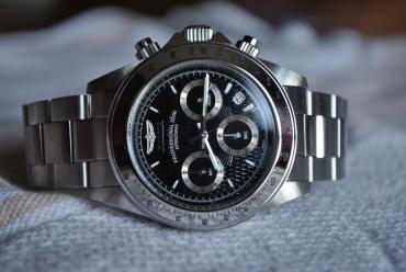 Оригинальные часы Invicta 9223 Speedway (Швейцария). Часы абсолютно
