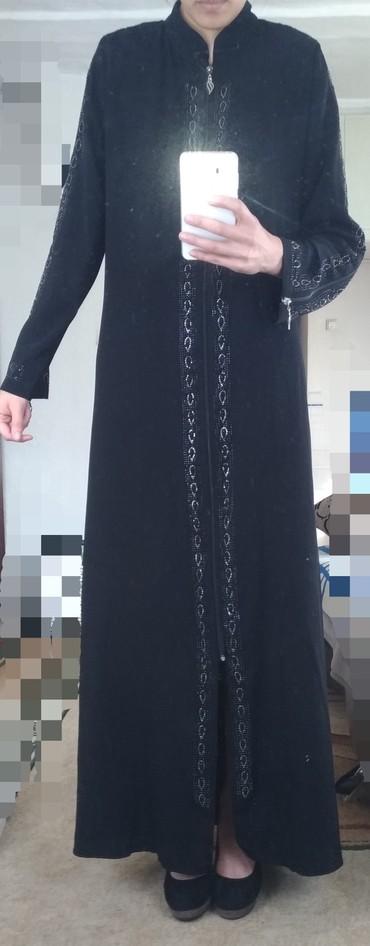 Женская одежда в Шопоков: Абая новая. Турция. 1000 сом. В подарок длинная юбка на резинке