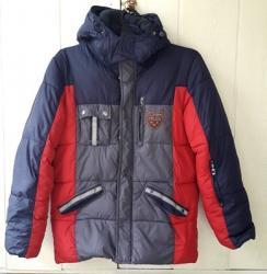 Мужские куртки в Кыргызстан: Отличная теплая мужская куртка. Отличное качество! Размер 44 наш. На