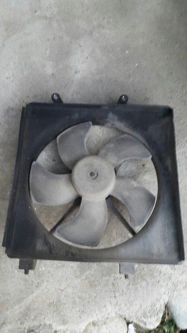 Продаю вентилятор хонда сивик не рабочий но можно сделать. 500 сом в Тамчы