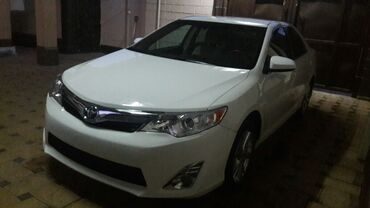 web камера в Кыргызстан: Toyota Camry 2.5 л. 2014 | 191900 км