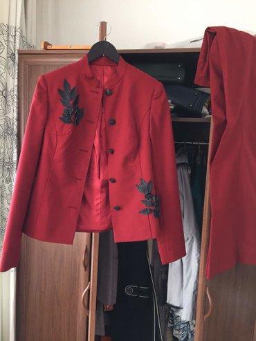 Продаю новые брючные костюмы. размер 44-46 в Бишкек