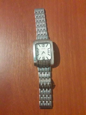 Мужские Белые Классические Наручные часы  в Бишкек