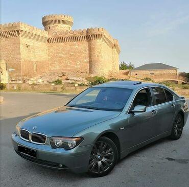 bmw 735 - Azərbaycan: BMW 735 3.6 l. 2001 | 300000 km