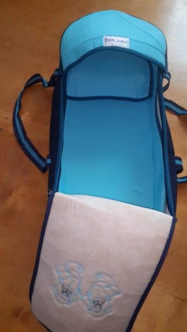 Bakı şəhərində Uşaq çantası