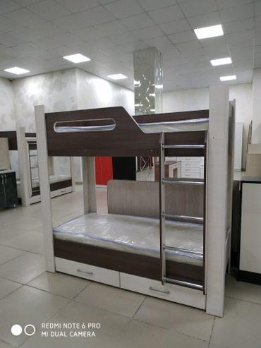 Двухъярусная кровать 7000доставкой в Бишкек
