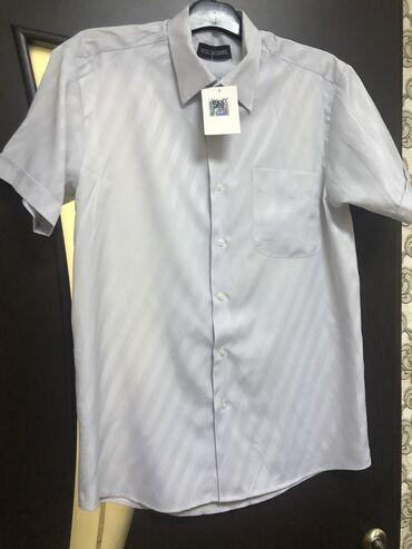 Рубашка мужская, новая, брали в Италии за 2100, размер L-XL, фото и ви