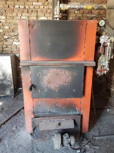 производств в Кыргызстан: Твердотопливный парогенератор. Мощность 350 кг/ч производство Турция