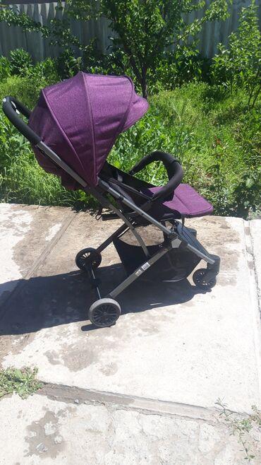 Детский мир - Красная Речка: Продаю коляску чемодан фирмы БаоБао. Есть встроенный удлинитель