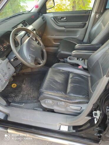 черная honda в Кыргызстан: Honda CR-V 2 л. 2000