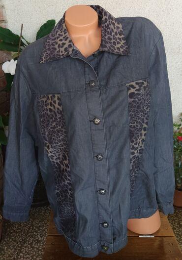 Zenska jakna, L