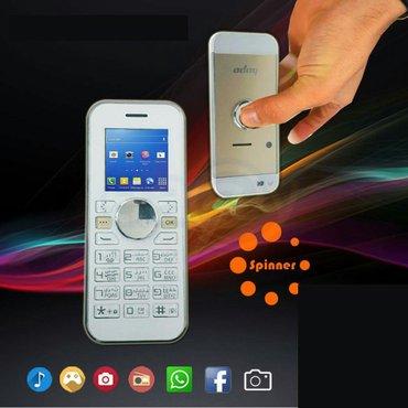 Mobilni spiner dual sim,jedan od najmanjih telefona na svetu sa - Belgrade
