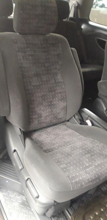 Транспорт - Кара-куль: Средний ряд сидения