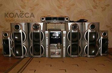 audio 80 - Azərbaycan: Musigimərkəzi panasonic VK91D audio və DVD sistemi var 5 disk işlədir